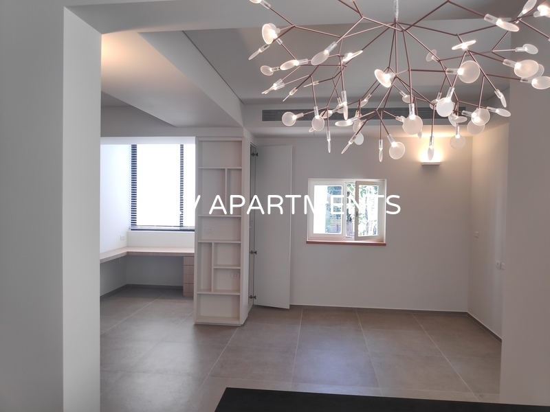 New apartment in a preserved building