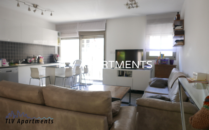 Apartment in a modern building