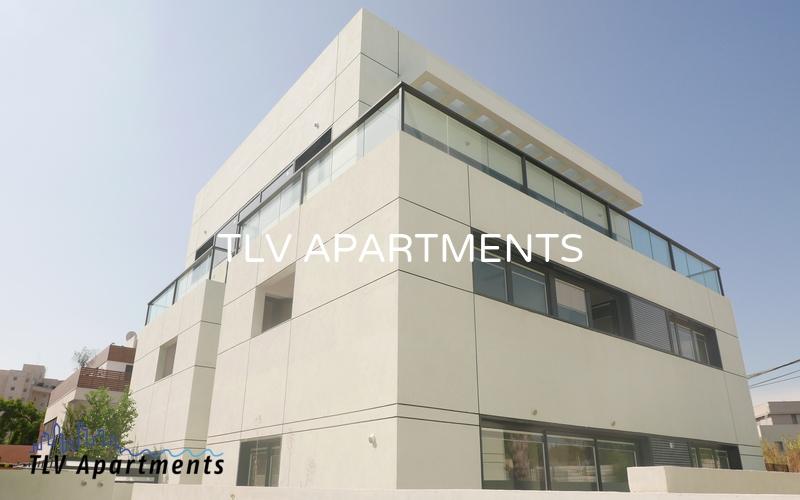 Garden apartment with 2 floors