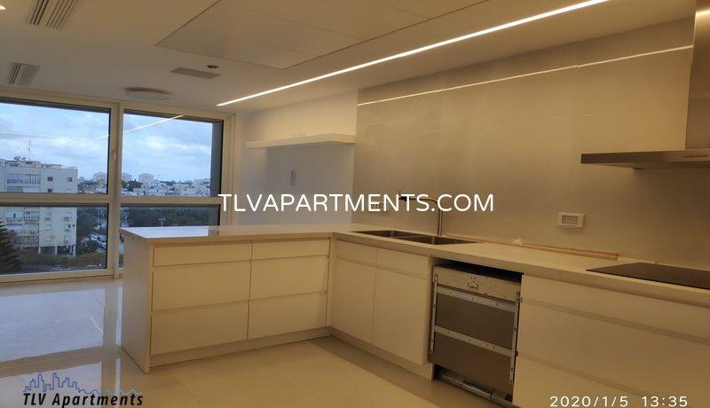 New apartment at Akirov Towers