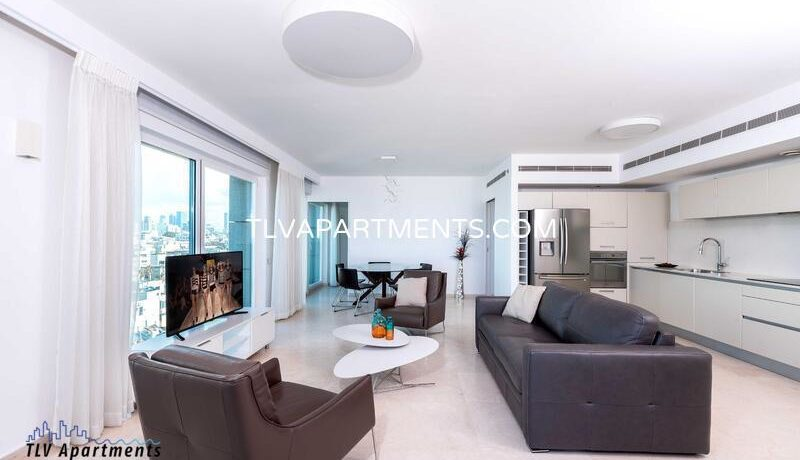 Apartment in a luxury building