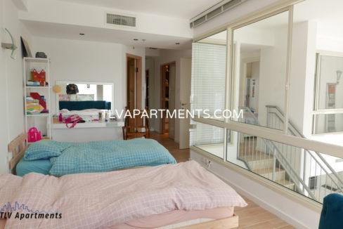 Luxury apartment in Neve Tzedek tower