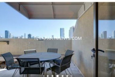 Beautiful furnished duplex penthouse