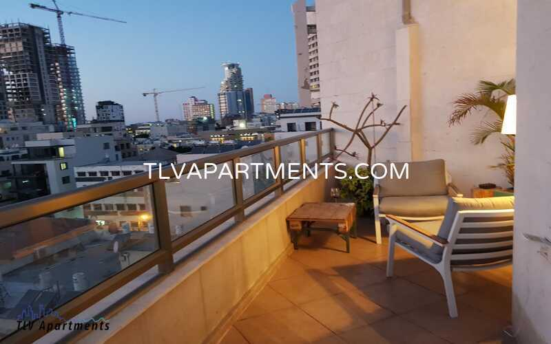 Lighted Renovated Penthouse