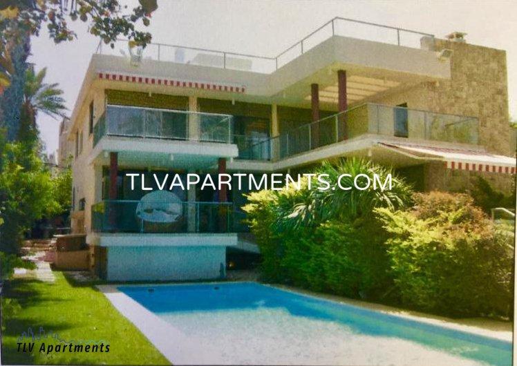 Very spacious villa