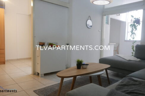 Spacious apartment in Basel compound