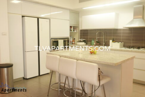 Fully furnished apartment